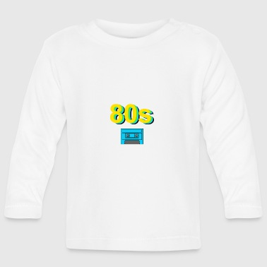 80s Tape - Baby Long Sleeve T-Shirt