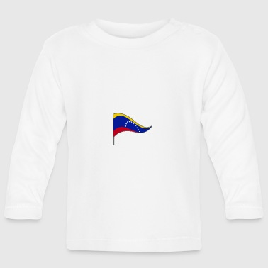 Venezuela. South America. Flag. National Colors. flags - Baby Long Sleeve T-Shirt