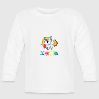 Unicorn Jonathan - Baby Long Sleeve T-Shirt
