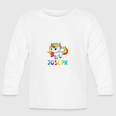 Joseph Unicorn Joseph - Baby Long Sleeve T-Shirt