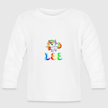 Unicorn Lee - Baby Long Sleeve T-Shirt