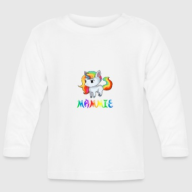 Mammy Unicorn mamma - Baby Long Sleeve T-Shirt