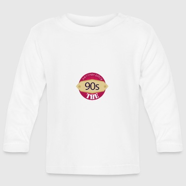 matured since the 90s Shirt Birthday - Baby Long Sleeve T-Shirt