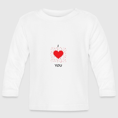 Love affection gift - Baby Long Sleeve T-Shirt