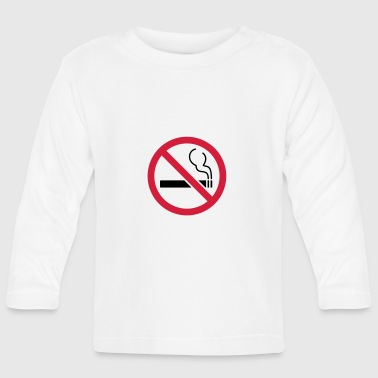 No smoking No smoking - Baby Long Sleeve T-Shirt