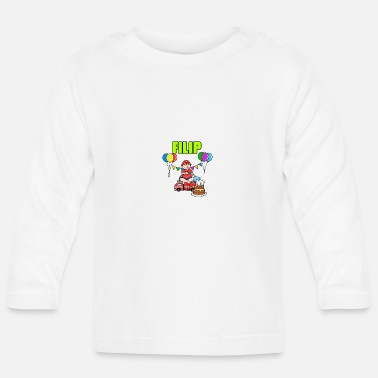 Filip Firefighters Filip Gift - Baby Longsleeve Shirt