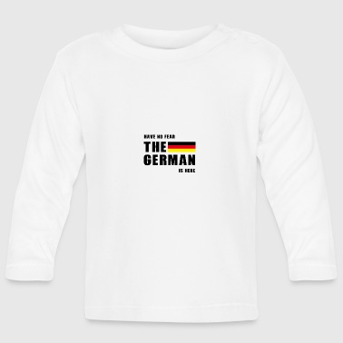 The German - Baby Long Sleeve T-Shirt