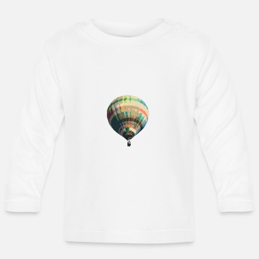 Balloon Hot-air balloon - Baby Longsleeve Shirt