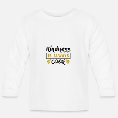 Friendliness friendliness - Baby Longsleeve Shirt