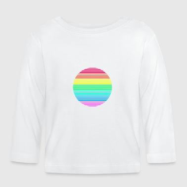 Pedir en línea Colores De Verano Camisetas de manga larga bebé ...