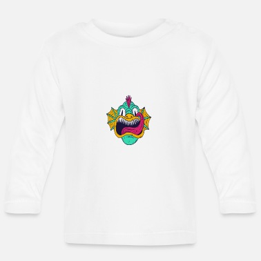 Cartoon Cartoon cartoon - Baby Longsleeve Shirt