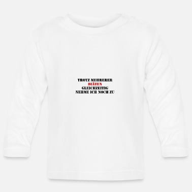 Several diets - Baby Longsleeve Shirt