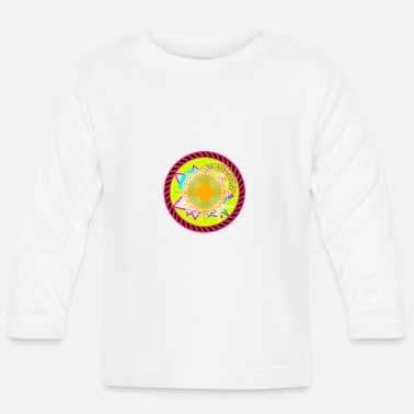Camisetas Spreadshirt De Bebé Pedir Larga Línea Manga Brahma En Uwx8pqft