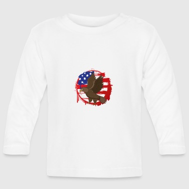 United States - Baby Long Sleeve T-Shirt