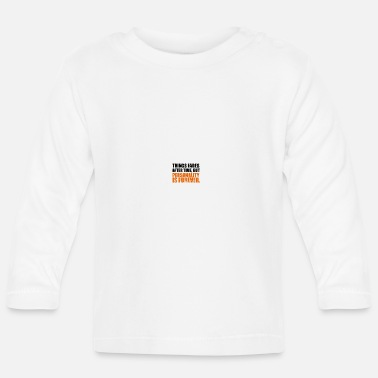 Person personality - Baby Longsleeve Shirt