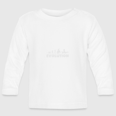 Movement Evolution of movement - Baby Long Sleeve T-Shirt