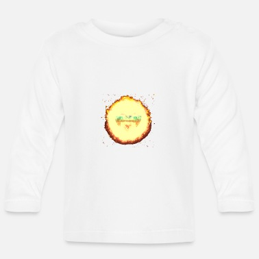 Exercise Exercise burning exercise - Baby Longsleeve Shirt
