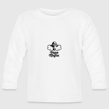 VAPE MAFIA STEAMING ECIG VAPING - Baby Long Sleeve T-Shirt