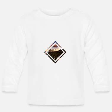 Quadrangles Vacation quadrangle - Baby Longsleeve Shirt