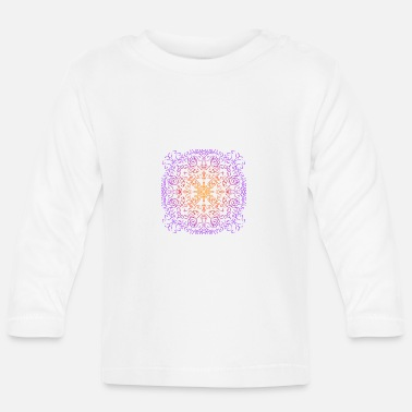 Evening circle - Baby Longsleeve Shirt