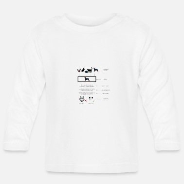 Recognition Neural Networks: recognition of the dog - Baby Longsleeve Shirt