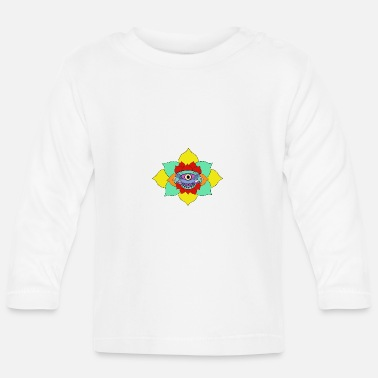 Third Third eye - Baby Longsleeve Shirt