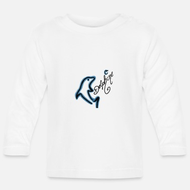 dolphins - Baby Longsleeve Shirt