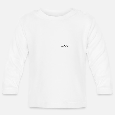 Name No name - Baby Longsleeve Shirt