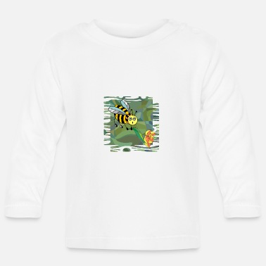Fauna Insect - Baby Longsleeve Shirt