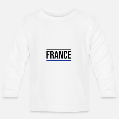 Europe France Europe Paris French Tour Eiffel - Baby Longsleeve Shirt