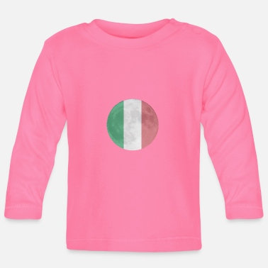 Friends Of Italy Italian moon - Baby Longsleeve Shirt