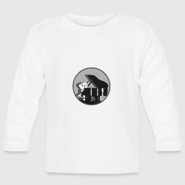 Teddy pianist - T-shirt