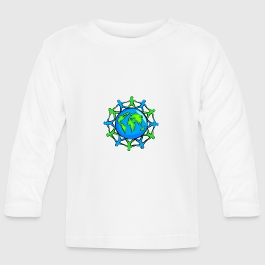 Community World community - Baby Long Sleeve T-Shirt