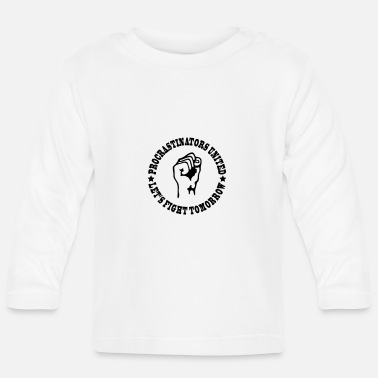 United Procrastinators united - Baby longsleeve
