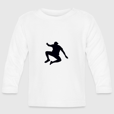 Jumping high jump jumping jump jump ballerina23 - Baby Long Sleeve T-Shirt