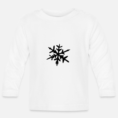 Ice Crystal Ice Crystal - Baby Longsleeve Shirt