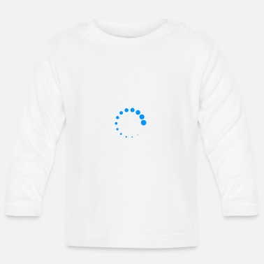Video Buffer Just buffering. - Baby Longsleeve Shirt