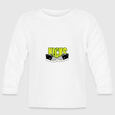 kicks - Baby Long Sleeve T-Shirt