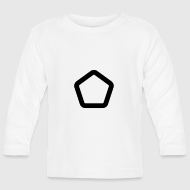 Shape SHAPES SHAPES CLEAN - Långärmad T-shirt baby