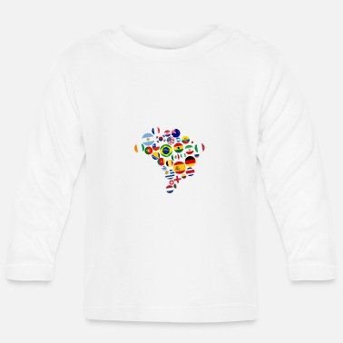 National Nations - Baby Longsleeve Shirt