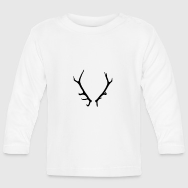 antler - Baby Long Sleeve T-Shirt