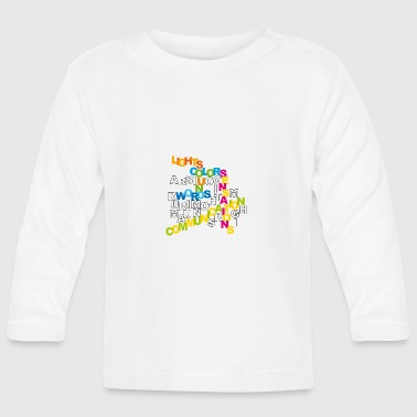 Community communication - Baby Long Sleeve T-Shirt