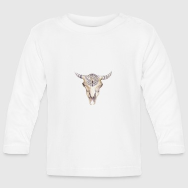 Bohemian Chic - Baby Long Sleeve T-Shirt