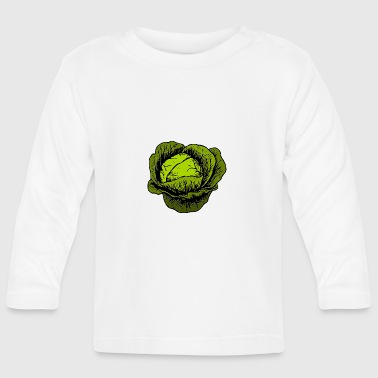 Cabbage cabbage - Baby Long Sleeve T-Shirt