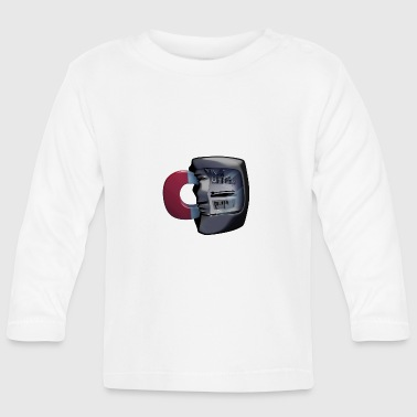 Electricity meter - electrical engineering - Baby Long Sleeve T-Shirt