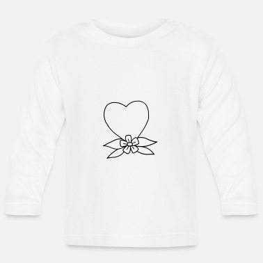 Tradition Heart traditional - Baby Longsleeve Shirt