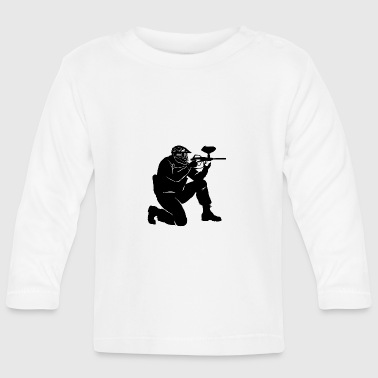 Paintball - Baby Long Sleeve T-Shirt