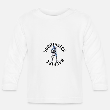 Submissive Submission Machine - Baby Longsleeve Shirt