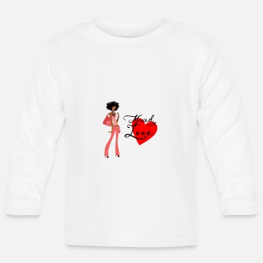 Mixing Mixed with Love - Baby Longsleeve Shirt