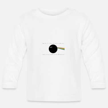 Solar Eclipse 2017 Total Eclipse 2017 - Baby Langarmshirt